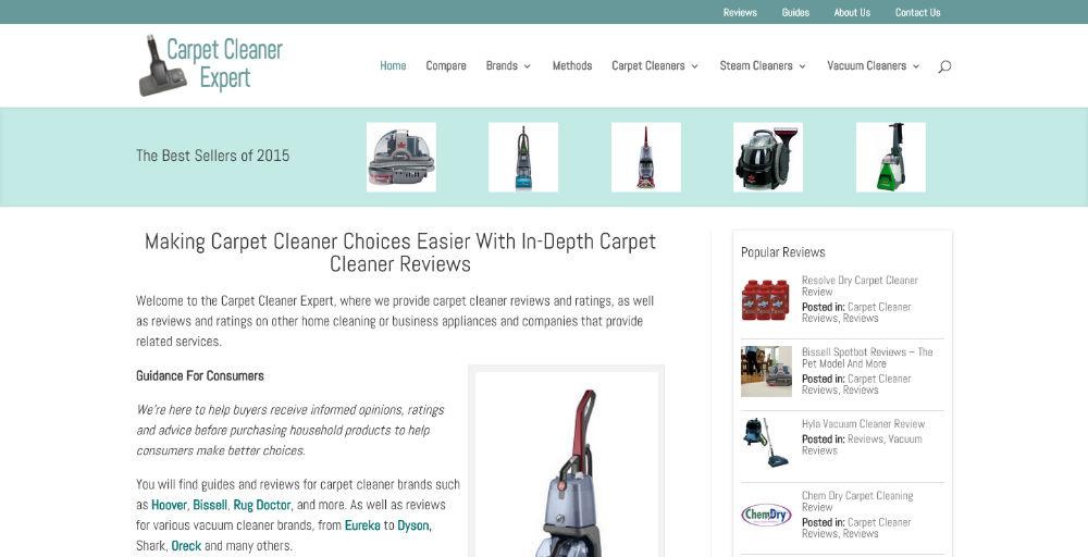 Carpet Cleaner Expert