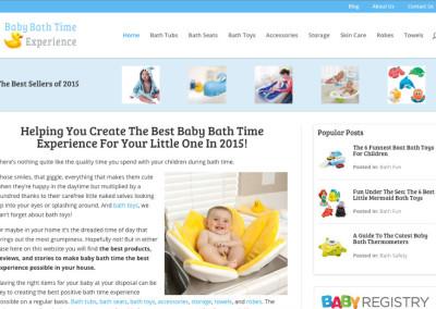 BabyBathTimeExperience.com